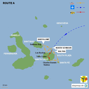 5 Tage Route A, Isabela II