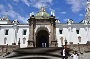 Präsidentenpalast in Quito