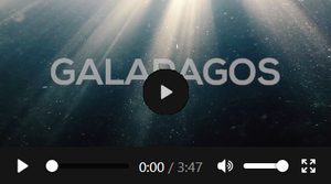 Video über Galápagos
