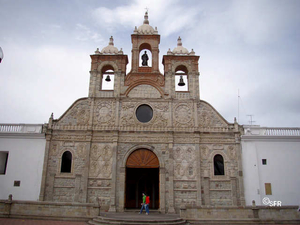 Kathedrale in Riobamba