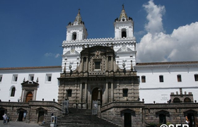 Kathedrale in Quito